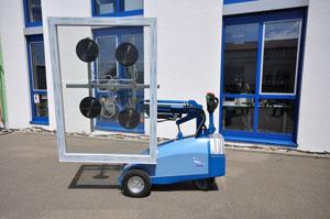 Verrijdbare vacuumheffer - CLAD-LIFT 350