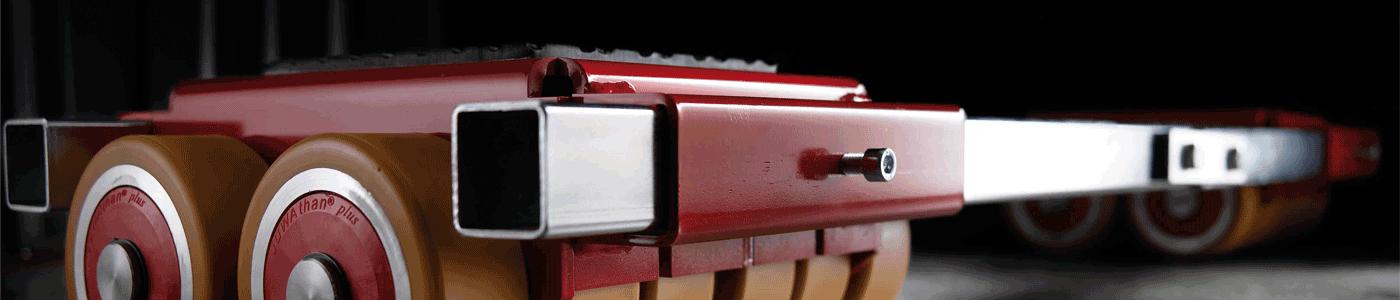 JUNG Transportcassettes en hefmiddelen