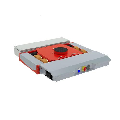 JLA-e-5 12 aangedreven transportcassette met hefinrichting