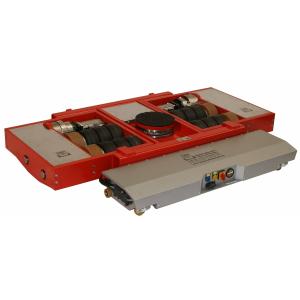Aangedreven transportcassette