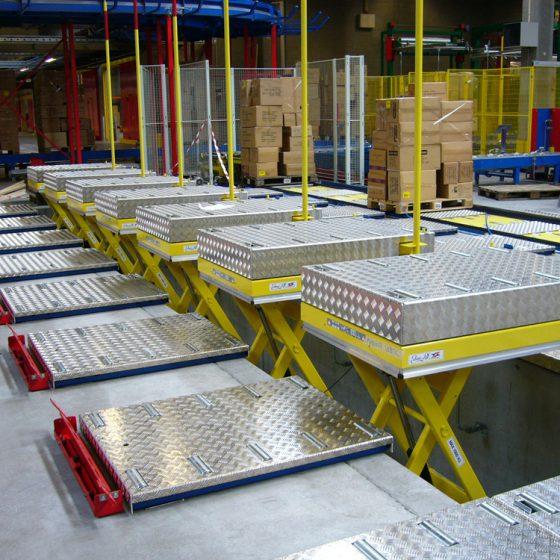 Heftafels in uw logistiek proces