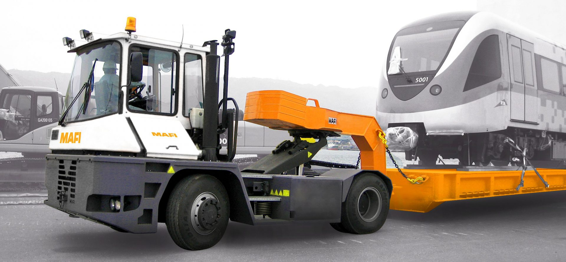 Cargotrailer ROLLtrailer