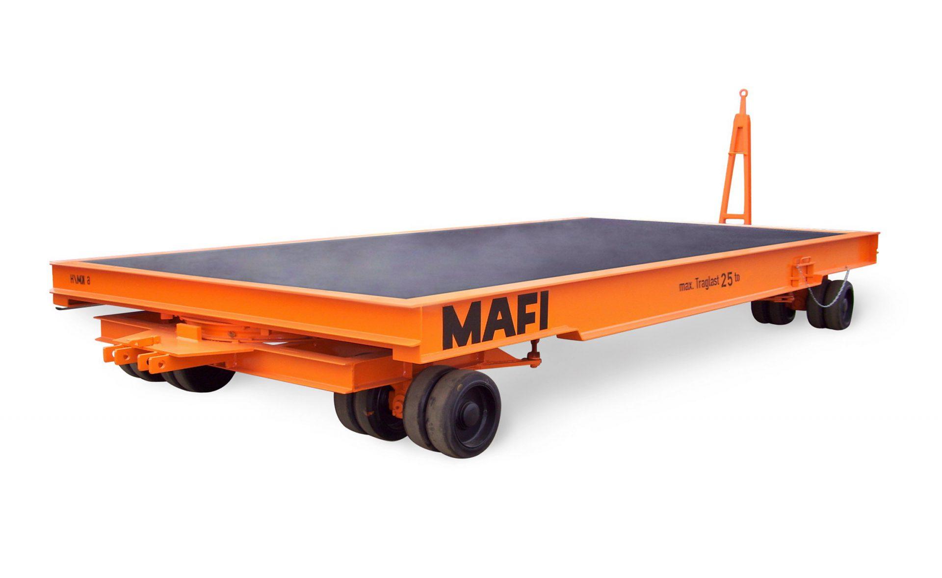 MAFI Zwaarlast aanhangwagen