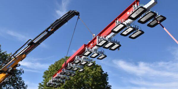 Heavy-Duty platenheffer - maximaal 50 ton