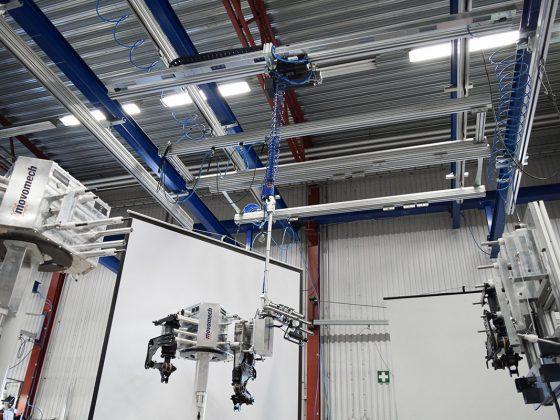 Movomech Elektrische kettingtakel