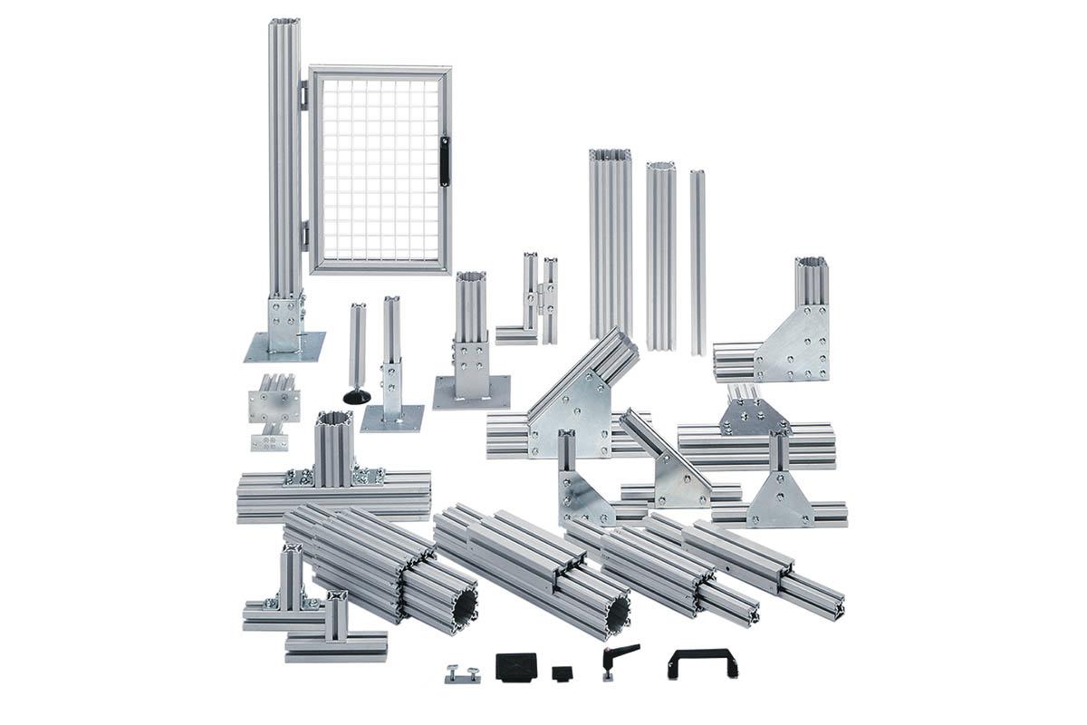 Mechprofile aluminium profielsysteem