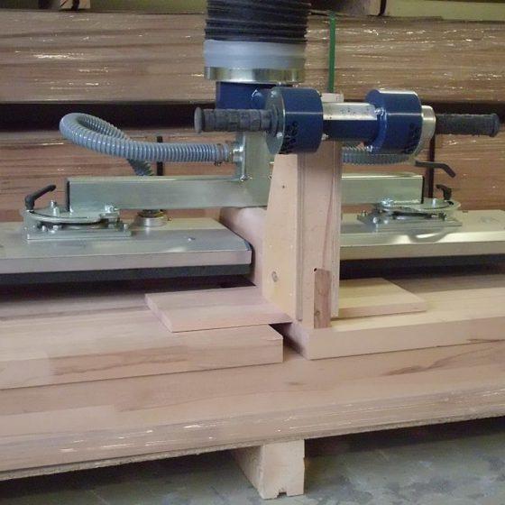 De ideale vacuumheffer voor hout